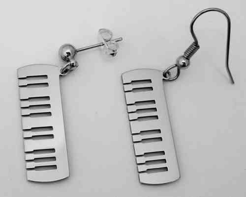 keyboard earring