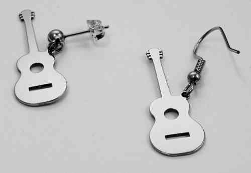 classical guitar earring